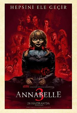 ANNABELLE COMES HERE