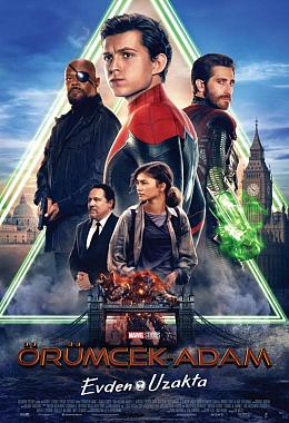SPIDER - MAN: FAR FROM HOME